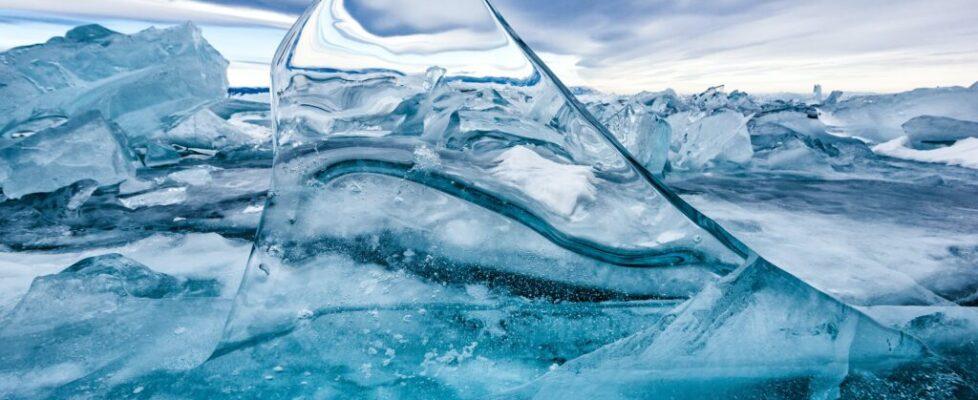 ice cores graphs